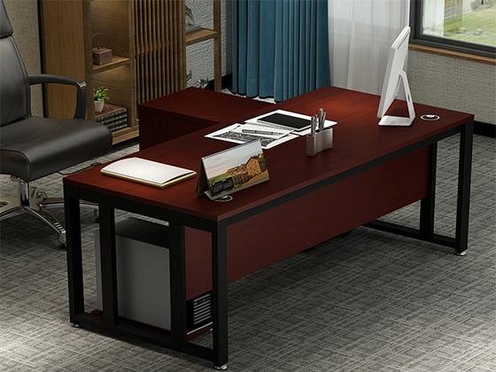 单人办公桌的尺寸-班台-品源班台