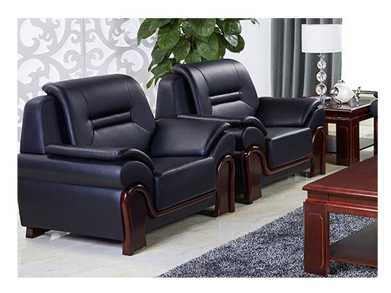 真皮沙发定做-沙发定制厂家-品源办公沙发