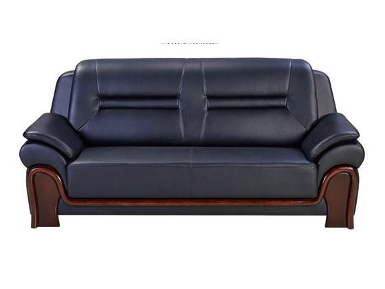 真皮商务沙发-沙发厂家-品源办公沙发