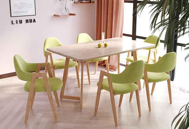 橡木椅子会议桌_橡木会议台