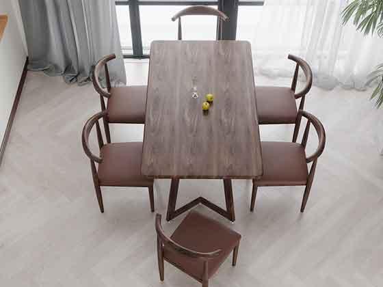 橡木会议台-会议桌尺寸-品源会议桌
