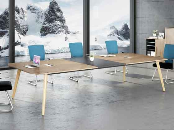 老板办公室会议桌-办公室会议桌-品源办公室会议桌