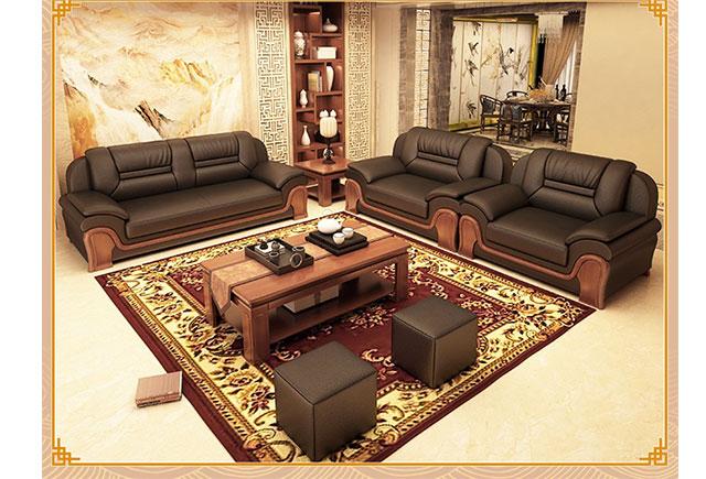 政府接待沙发 接待室用沙发 贵宾