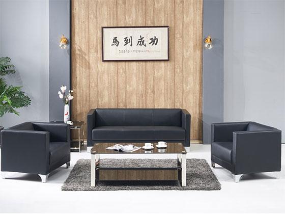 三人位沙发-办公沙发-品源办公沙发
