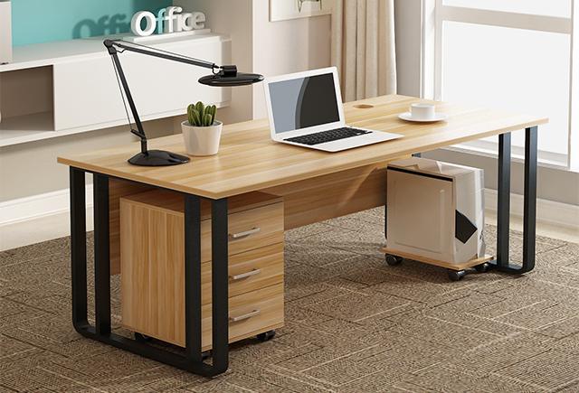 定制办公桌_定制板式家具办公桌_定制办公桌椅厂家