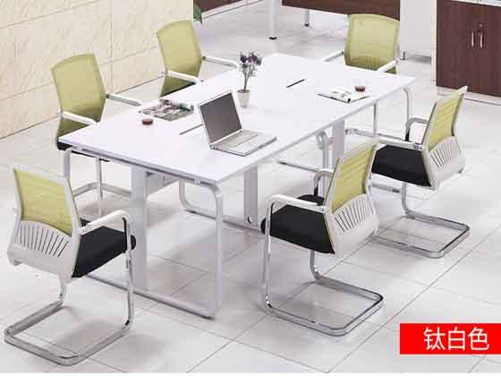 6人位会议桌-会议桌-品源会议桌