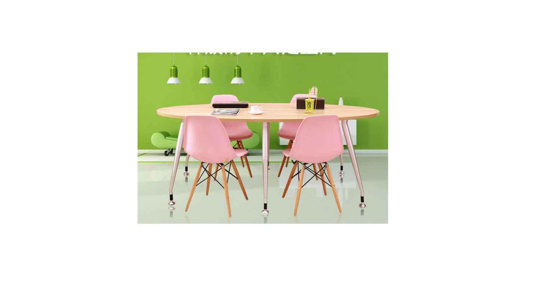 椭圆会议桌 -会议桌-品源会议桌