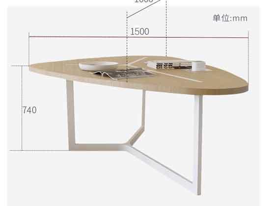 圆弧形会议桌尺寸-会议桌-品源会议桌