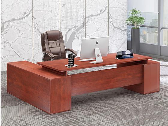 办公室桌椅材质-班台定制-品源班台