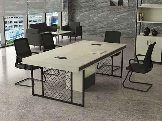 实木小会议桌-会议桌-品源会议桌