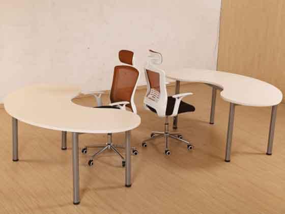 现代时尚大型会议桌-会议桌尺寸-品源会议桌