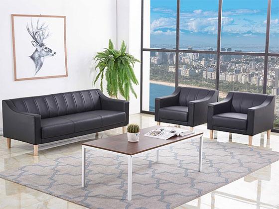 政府部门办公沙发-办公室沙发-品源办公沙发