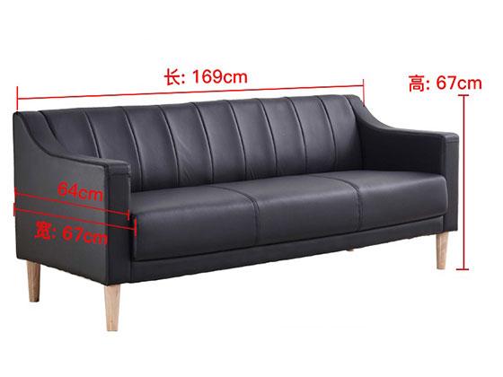 政府办公沙发尺寸-办公沙发-品源沙发