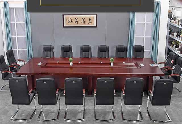 政府高端会议桌_政府会议室会议桌