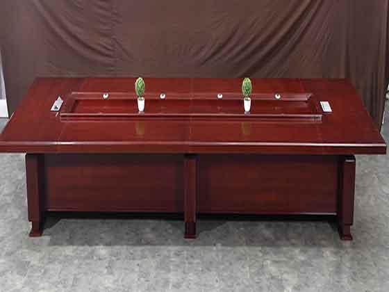 政府会议室会议桌-会议桌-品源会议桌