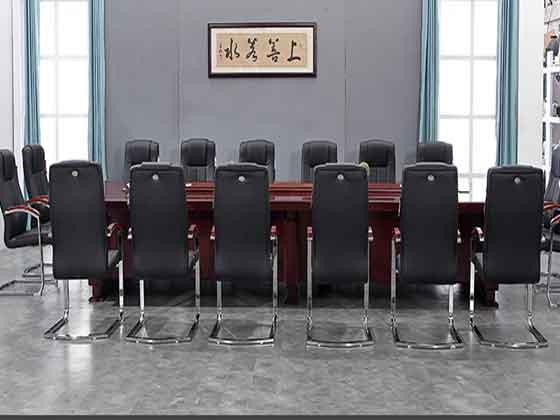 政府会议室会议桌-会议桌尺寸-品源会议桌