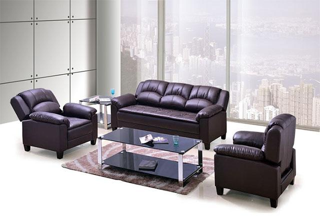 上海高端沙发 欧式沙发 总裁办公