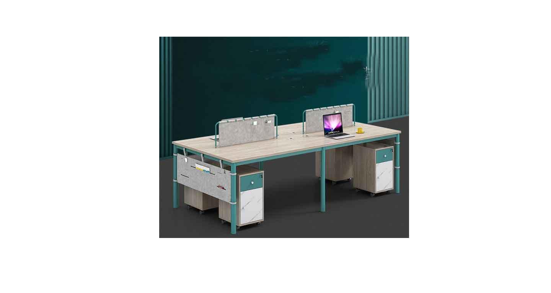 简约现代会议桌-会议桌-品源会议桌