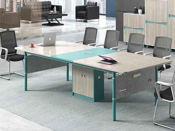 简约现代会议桌-办公室会议桌-品源办公室会议桌