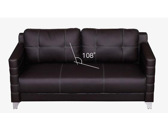 总裁办公室沙发-沙发定制厂家-品源办公沙发