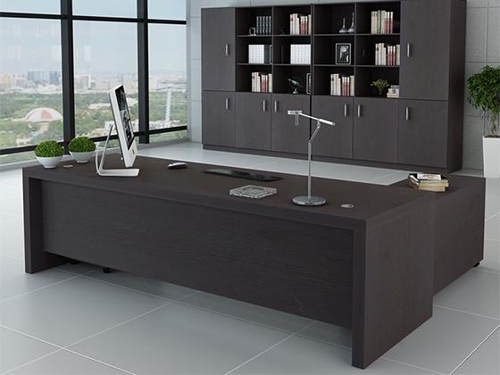 科级干部办公桌-办公室班台-品源办公室班台