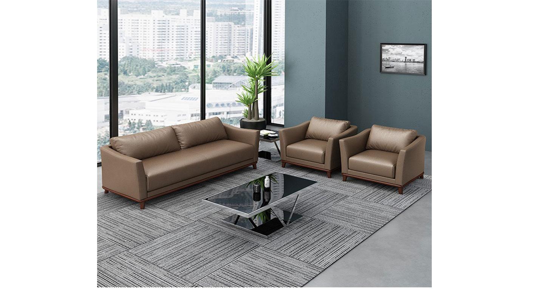 正科级领导办公室沙发-办公沙发-品源办公沙发