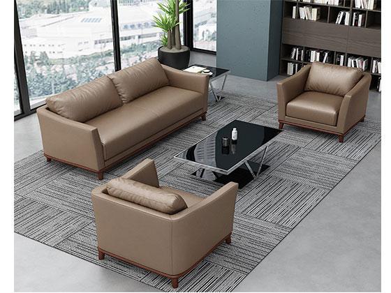 正科级领导办公室沙发-办公室沙发-品源办公沙发