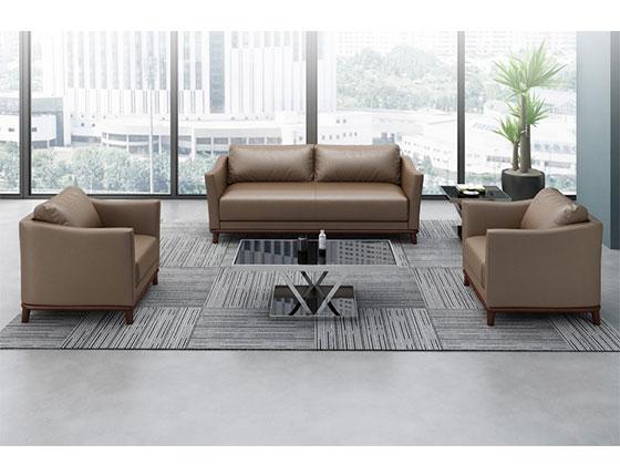 正科级领导办公室沙发-沙发厂家-品源办公沙发