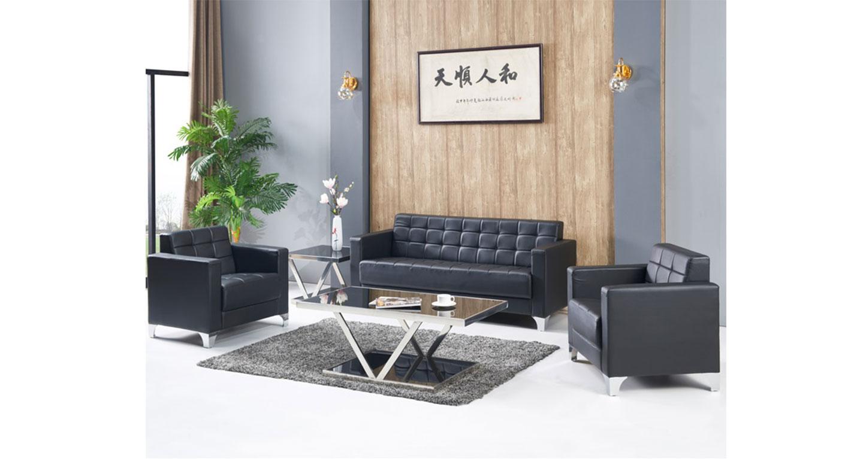 招商银行沙发-办公室沙发-品源办公沙发
