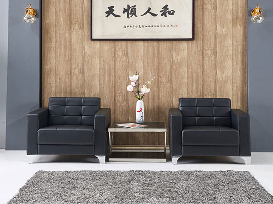 招商银行沙发-办公沙发-品源办公沙发
