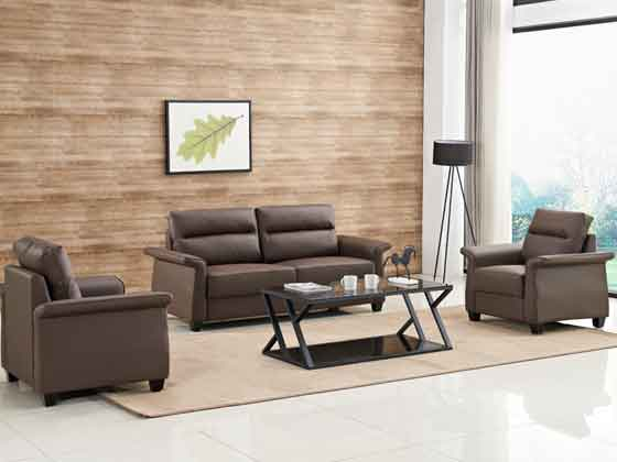 商务接待沙发茶几 -办公沙发-品源办公沙发