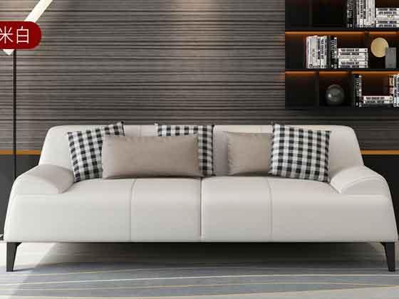 上海实木沙发定做-办公室沙发-品源办公沙发