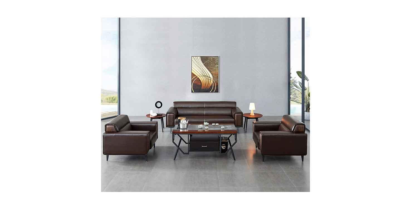 董事长办公室沙发-办公沙发-品源办公沙发