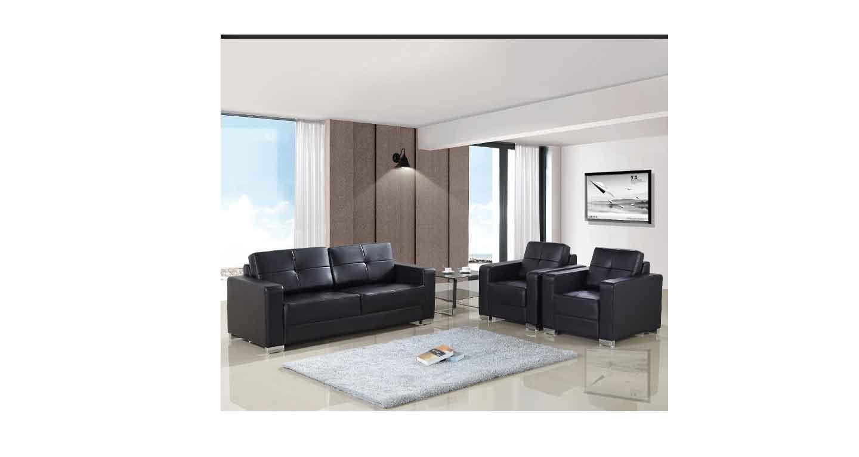 办公接待沙发-办公沙发-品源办公沙发