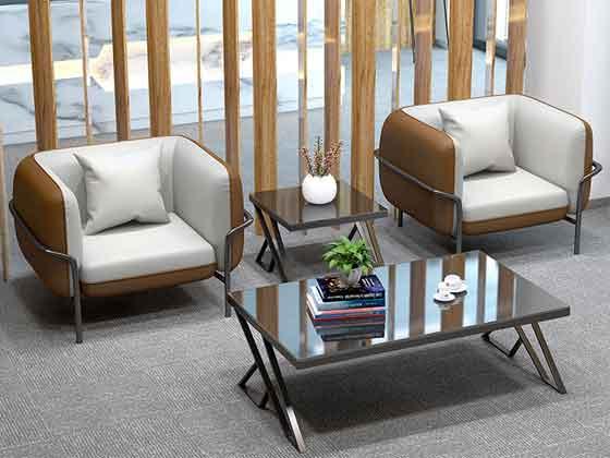 上海办公家具沙发-沙发厂家-品源办公沙发