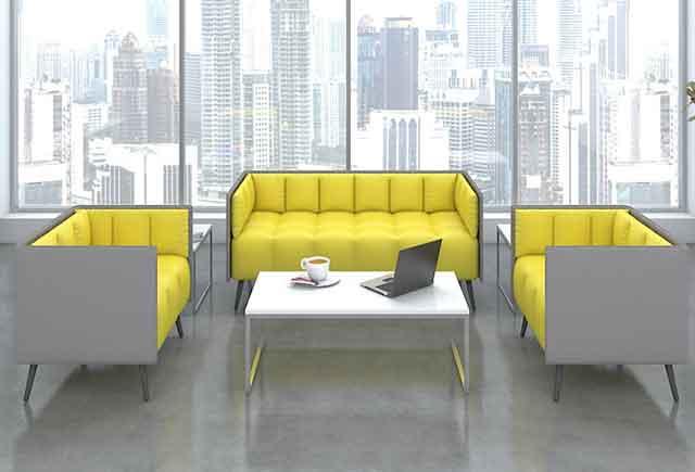 接待室洽谈沙发 总裁办公室组合沙发