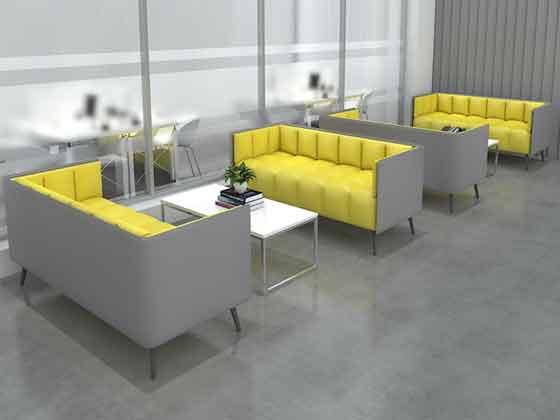 接待室洽谈沙发-沙发厂家-品源办公沙发