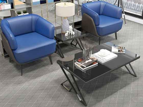领导办公室沙发-沙发定制厂家-品源办公沙发