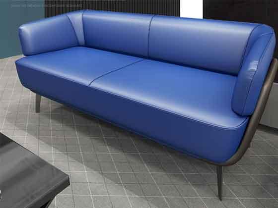 领导单人沙发-沙发厂家-品源办公沙发