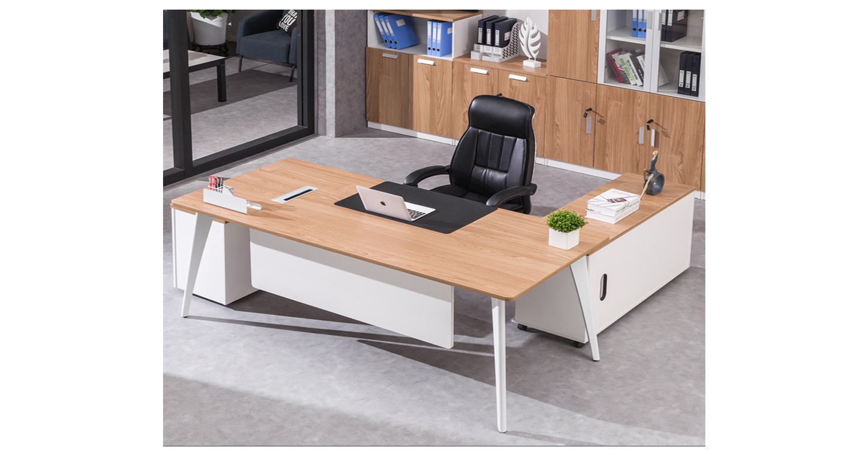 高档办公家具桌椅-班台-品源班台