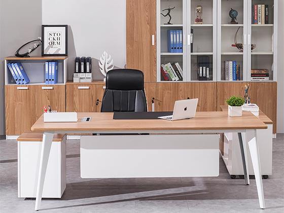 高档办公桌椅-办公室班台-品源办公室班台
