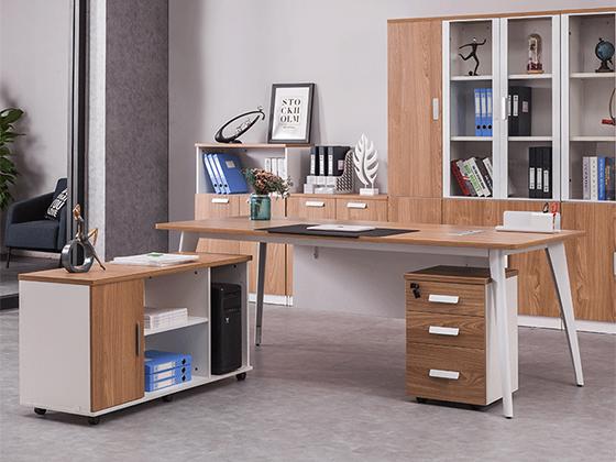 高档办公家具桌椅-班台定制-品源班台
