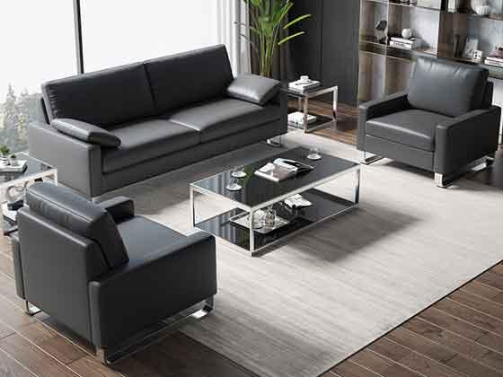 办公室组合沙发-办公沙发-品源办公沙发