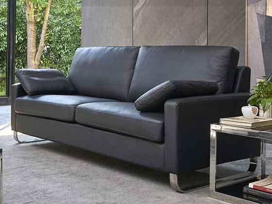 办公室组合沙发-沙发定制厂家-品源办公沙发
