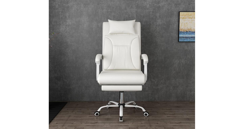 高端真皮老板转椅-品源老板椅