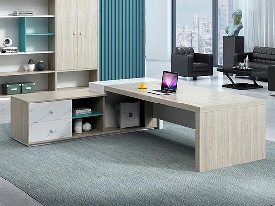 主管办公桌-班台尺寸-品源班台