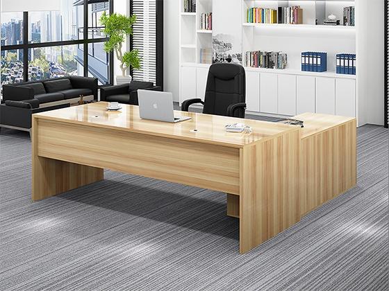 事业单位办公桌-班台定制-品源班台