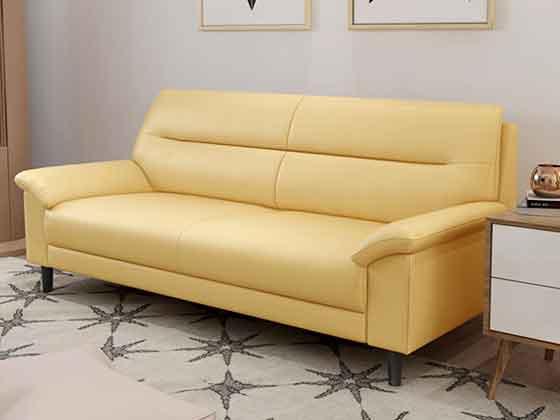 简约现代商务办公室会客沙发-沙发定制厂家-品源办公沙发