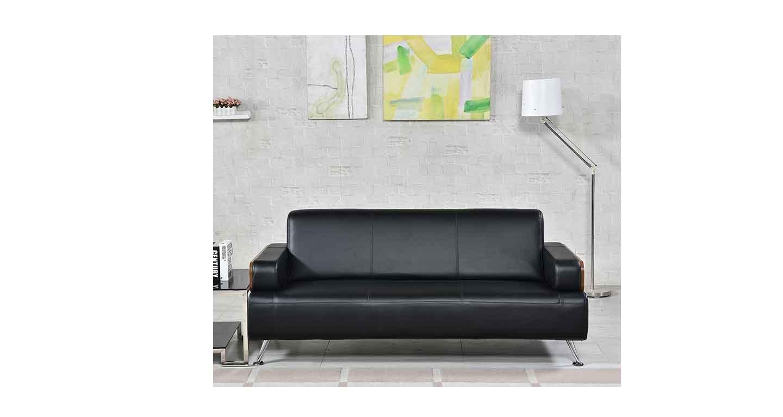 新中式办公沙发-办公沙发-品源办公沙发