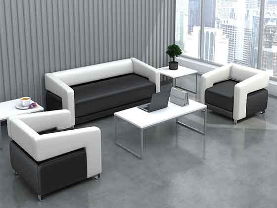 总经理办公室会客沙发-办公沙发-品源办公沙发